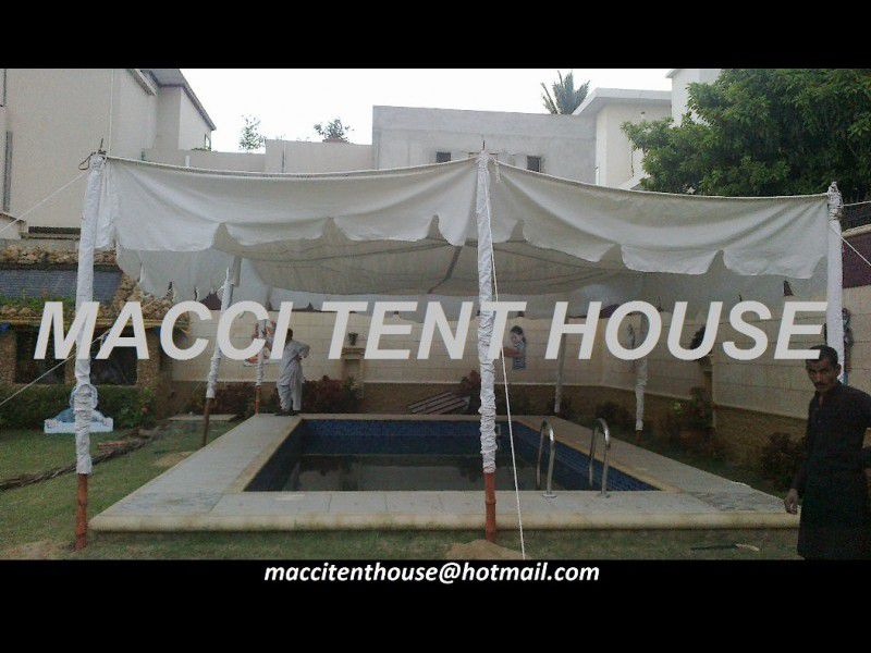 Specification Shamiana Tent We Are Manufacturing Shamiana Tent. In Karachi Pakistan. & Macci Tent House) a professional manufacturer of Tents Products in ...