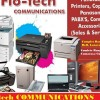 Flo-tech COMMUNICATIONS |